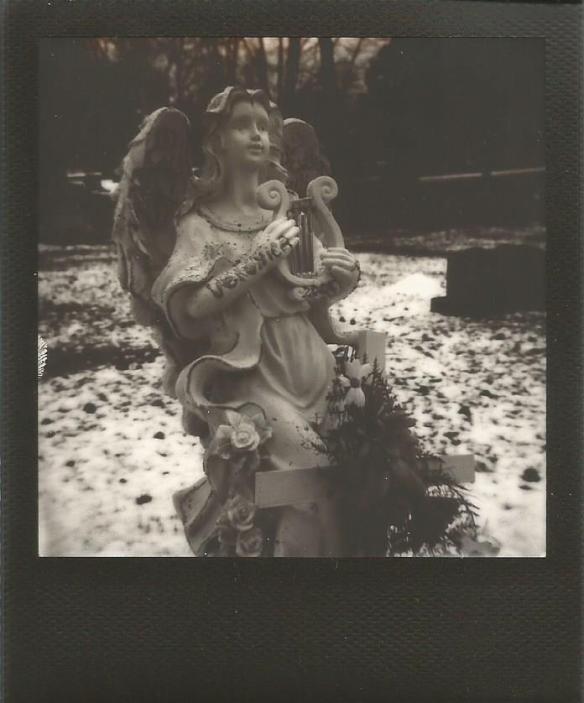 Riverside Riotgrrl, Riverside Cemetery