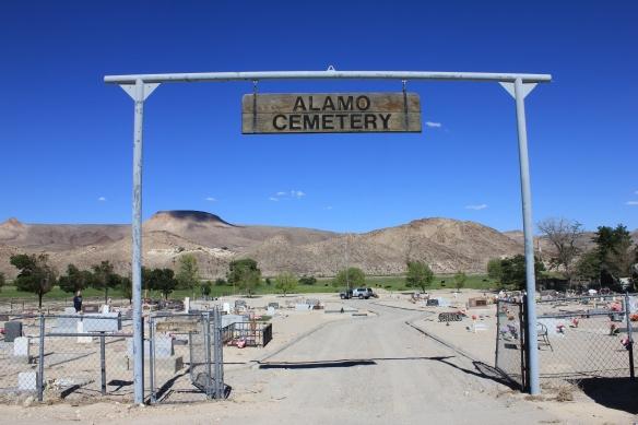 Cemetery #1, Alamo Cemetery