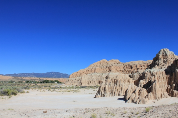 I'd be remiss in my duties if I didn't post a few random shots from the trip, including a handful from Cathedral Gorge.