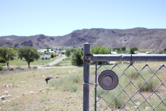 Cemetery #3, Caliente City Cemetery