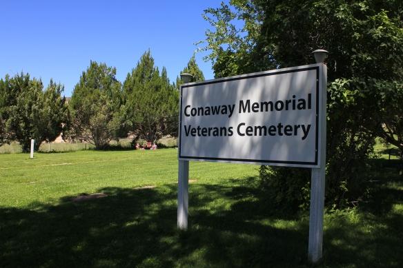 Cemetery #4, Conway Memorial Park Veterans Cemetery, Caliente