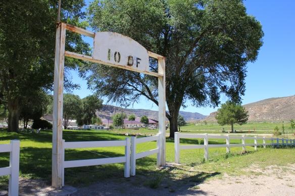 Cemetery #5, Caliente IOOF (Odd Fellows) Cemetery