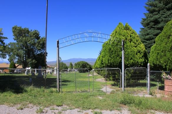 Cemetery #7, Pioche IOOF Masonic Cemetery