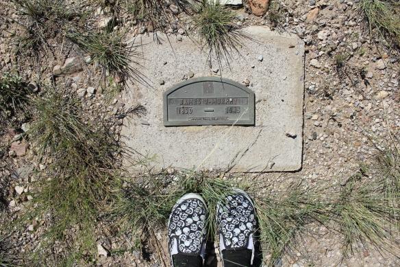 Cemetery #8, Pioche Public Cemetery