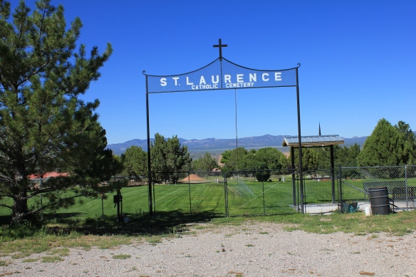 Cemetery #10, St. Laurence Catholic Cemetery, Pioche