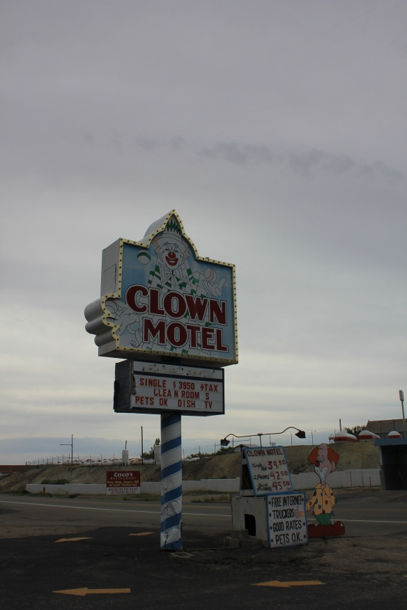 Clown Motel!