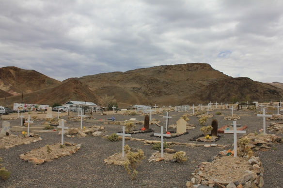 Silver Peak Cemetery, NV